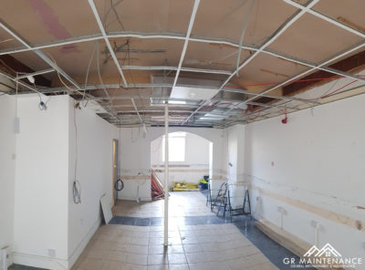 Hackney Restaurant Refurbishment